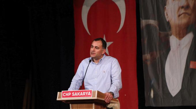 Taşdelen Sakarya'da Sosyal Demokrat Belediyeciliği Anlattı