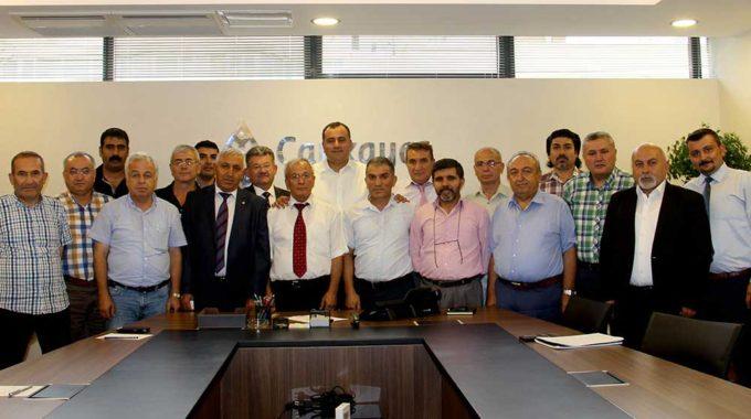 Aydos'tan Taşdelen'e Ziyaret