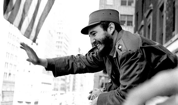 Küba'nın Efsane Lideri Fidel Castro'nun Adı Çankaya'da