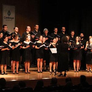 ÇSM'de Müzik Ziyafeti
