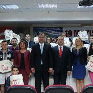Çankaya, Makedonya'da Yaşayan Atatürkçü Gençleri Ağırladı