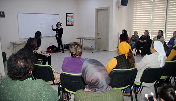 Çankaya'da Kadın Toplantıları