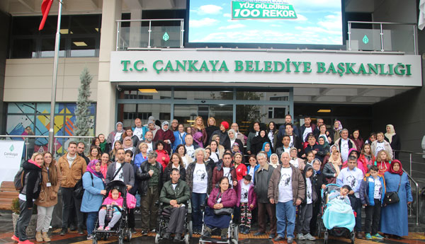 Çankaya'nın Konukları Marmara'dan
