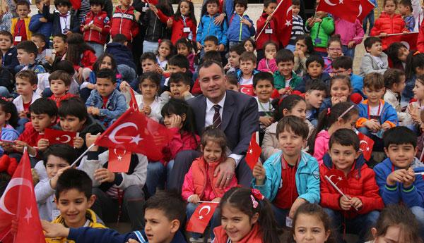 Çankaya Belediye Başkanı Alper Taşdelen: Geleceği İnşa Ediyoruz (03.12.2018 BİRGÜN Gazetesi)