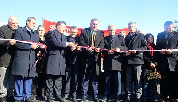Atapark, Ata'nın Ankara'ya Gelişinin 99. Yıldönümünde Törenle Açıldı