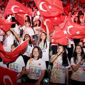 Türkiye'nin En Büyük Korosu 10 Yaşında