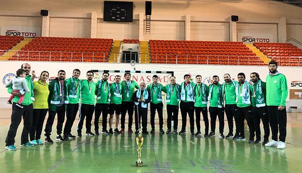 Çankaya Futsal Liginde De Rakipsiz