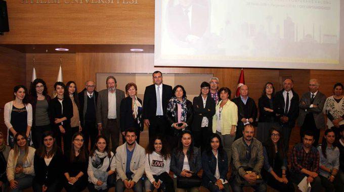 Taşdelen Atılım Üniversitesi'nde Mimar Adaylarla Buluştu