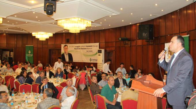 Taşdelen Kırşehirlilerle İftarda Buluştu