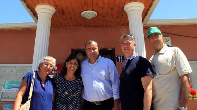 Taşdelen'den Muhtarlara Ziyaret