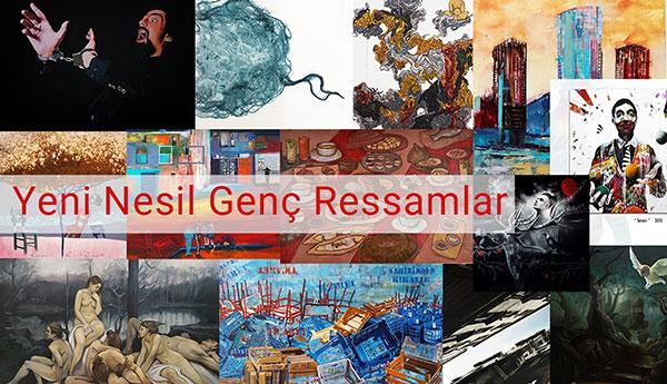 Yeni Nesil Genç Ressamlar Galeri Çankaya'da