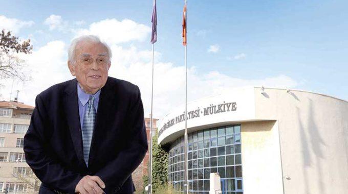 Prof. Dr. Cevat Geray'ın Anısına Gazete Çankaya Için Yaptığımız Söyleşimizi Yayınlıyoruz