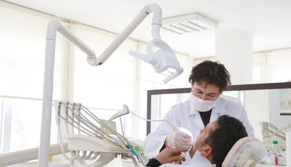 Çankaya'dan Ücretsiz Diş Bakımı
