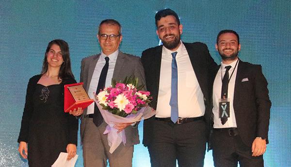 ODTÜ'lü Öğrencilerden Çankaya Belediyesine Anlamlı Ödül