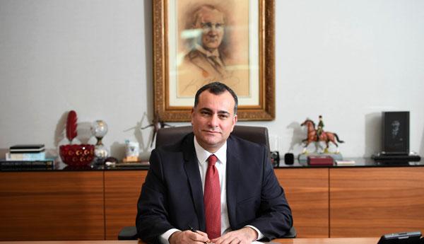 Alper Taşdelen'in 30 Ağustos Zafer Bayramı Mesajı